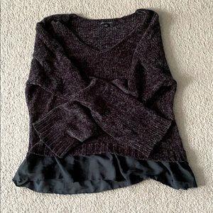 AEO super soft knit top